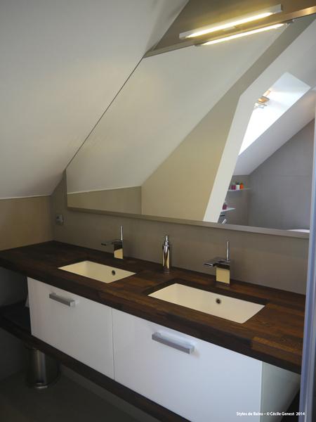 creation salle de bain etage id e inspirante pour la conception de la maison. Black Bedroom Furniture Sets. Home Design Ideas