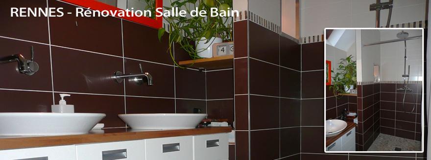 Salle de bain rennes contactez nous conception et installation de salle de bain - Salle de bain rennes ...