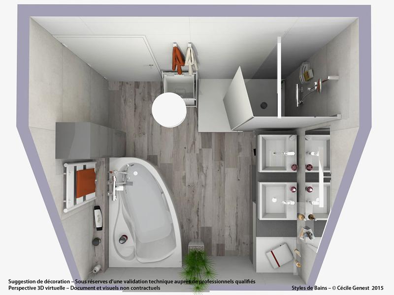 Salle de bain 3d gratuit logiciel plan salle de bain 3d for Salle de bain 3d en ligne