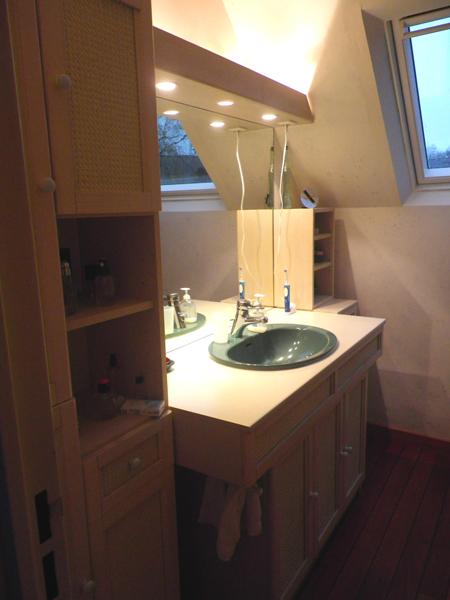 salle de bain rennes nos realisations en r novation et. Black Bedroom Furniture Sets. Home Design Ideas